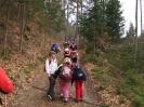 Planinski podmladek OŠ Kocevje na Ermanovcu