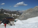 Marmolada - najvišji vrh Dolomitov 3343m
