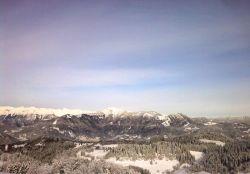 Pogled iz Bevkovega vrha
